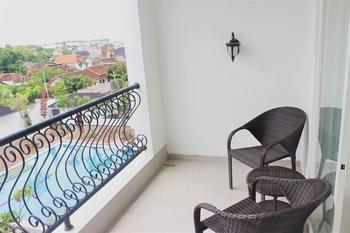 Grand Dafam Rohan Jogja (DHM Syariah) Yogyakarta - Deluxe Twin Balcony Room Only Regular Plan