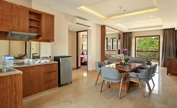 Royal Tulip Springhill Resort Jimbaran - Family Suites Regular Plan