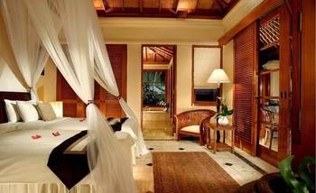 Villa Stefan Serang - Superior Twin with Terrace Regular Plan