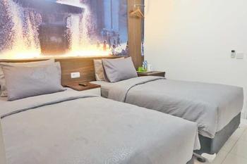 Green Stay Inn @Aeropolis Tangerang - Superior Room Only - Twin Bed Regular Plan