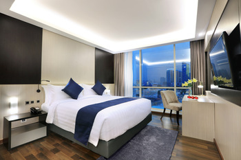 Aston Kartika Grogol Hotel & Conference Center Jakarta - Superior King Room Only Regular Plan