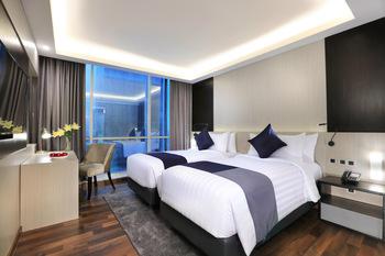 Aston Kartika Grogol Hotel & Conference Center Jakarta - Superior Twin Room Only Regular Plan