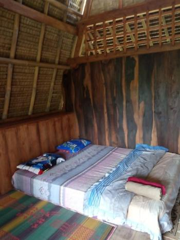 Full Moon Bungalows Lombok - Deluxe Double Room with Balcony Regular Plan
