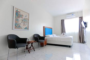 Alinson Boutique Residence Batam Batam - Deluxe Double Room Min 2 Nights