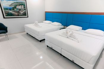 Alinson Boutique Residence Batam Batam - Executive Twin Room Stay More, Pay Less