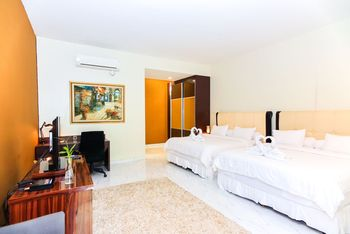 Alinson Boutique Residence Batam Batam - Deluxe Twin Suite Stay More, Pay Less