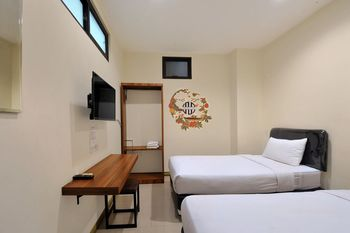 UNO Smartstay Hotel Surabaya Surabaya - Standard Tween Bed Regular Plan