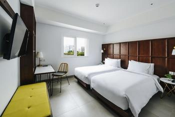 Hotel Kampi Surabaya Surabaya - Champs Room Twin Offer 2020 Last Minute Deal
