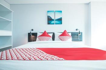 OYO 258 Flagship The Enviro Cikarang Bekasi - Standard Double Room Regular Plan