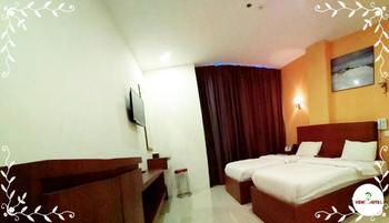 Venia Hotel Batam Batam - Star Twin Bed (Deluxe) Regular Plan