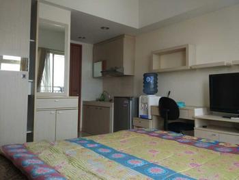 DSR Apartment Margonda Residence 3 Depok - Apartment Studio Regular Plan