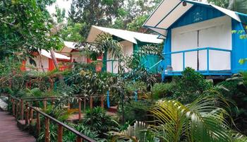 HAU Eco Lodges Citumang Pangandaran - Glamping Group Room Regular Plan
