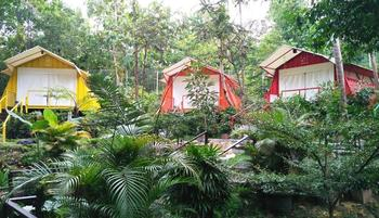 HAU Eco Lodges Citumang Pangandaran - Glamping Room Early Bird Promotion 10%