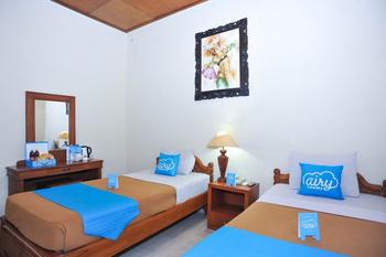 Airy Eco Pantai Kuta Poppies Lane Dua Bali - Superior Twin Room with Breakfast Special Promo Oct 33