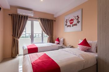 OYO 429 Skyview Setiabudi Premium Medan -  Standard Twin Room Regular Plan
