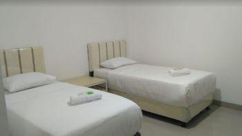 Livinn Yogya Hotel Yogyakarta - Superior Twin Room Only Regular Plan
