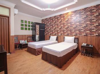 Hotel Sabang Bandung - Suite Twin Regular Plan