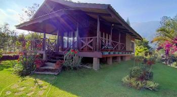 Villa Luhur Cisarua Puncak - Villa Kecil Regular Plan