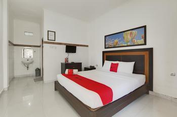 RedDoorz near Stadion Kompyang Sujana Bali Bali - RedDoorz Room Basic Deals Promotion