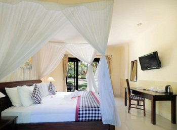 Bhanuswari Resort & Spa Bali - Deluxe Room Hotel Deal - 50%