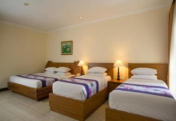 Parigata Resort N Spa Bali - Family Room Regular Plan