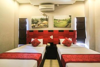 Legian Village Beach Resort Bali - Deluxe Room Only Regular Plan
