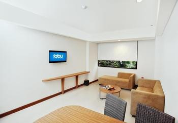 Fabu Hotel Bandung - Suite Room With Breakfast 10% Discount