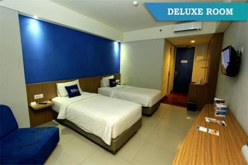 Fabu Hotel Bandung - Deluxe Room Twin / Hollywood Style Regular Plan