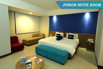 Fabu Hotel Bandung - Junior Suite Regular Plan