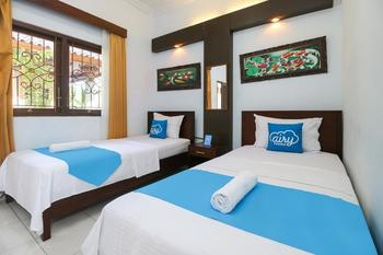 Airy Eco Kuta Kartika Plaza Gang Pendawa 2 Bali - Twin Bedroom Room Only Special Promo Mar 5