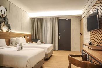 Royal Safari Garden Resort and Convention Bogor - Grand Deluxe Panda Room Only Best Deal