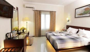 Ollino Garden Hotel Malang - Deluxe Silver Regular Plan