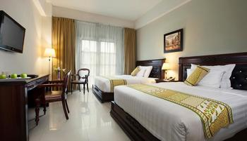 Hotel The Sahid Rich Jogja - Deluxe Pool Terrace Regular Plan