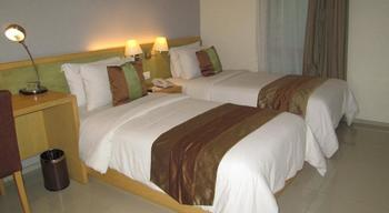 Anggrek Gandasari Hotel Bandung - Superior Twin With Breakfast Regular Plan