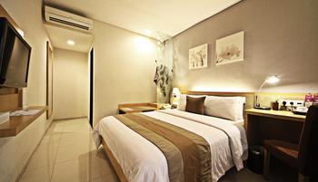 Anggrek Gandasari Hotel Bandung - Standard Double With Breakfast Regular Plan