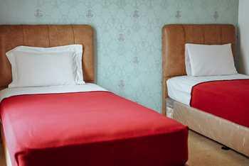 Wisma Unila Bandar Lampung - MAWAR TWIN ROOM Regular Plan