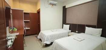 Galaxy Inn Hotel Bau-Bau - Executive Room Regular Plan