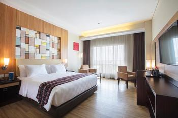 Best Western Kindai Hotel Banjarmasin - Deluxe Double Non Smoking Room Promo Gajian