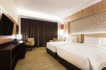 Best Western Kindai Hotel Banjarmasin - Superior Twin Non Smoking Room Regular Plan