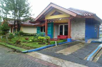 Villa Kota Bunga Matahari Cianjur - Villa 3 Bedroom Regular Plan