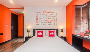 ZenRooms Legian Troppozone Thematic Bali - Double Room Regular Plan