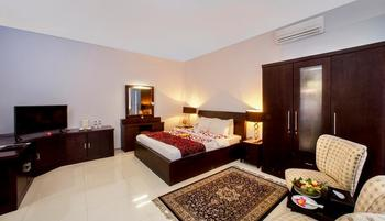 The Radiant Hotel Bali - Deluxe Room Booster 40% - Free 24 hours airport shuttle