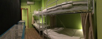 Flophouse Hostel Bandung - Share Room 4 Bed - Rate For  2 Person Regular Plan