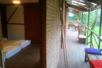 Ronia Mountain Villa Lembang Lembang - Rumah Panggung Breakfast Regular Plan