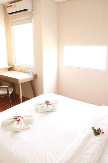 Azka Hotel Managed by Salak Hospitality Jakarta - Standard Double Room Only Regular Plan
