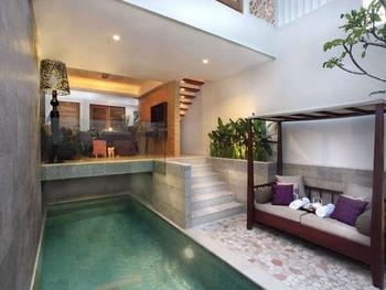 Villa Kayu Raja Bali - One Bedroom Pool Villa with Breakfast Last Minutes 29Days