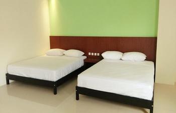 Hotel Grand Pacific Pangandaran - Deluxe Twin Room Regular Plan