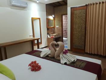 Balenta Bungalow Gili Trawangan Lombok - Standard Double Room Regular Plan
