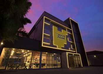 The Social House formerly Nomad Hostel