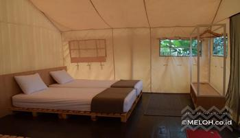 Meloh Cafe & Tent Bandung - Executive Tent Hot Deals